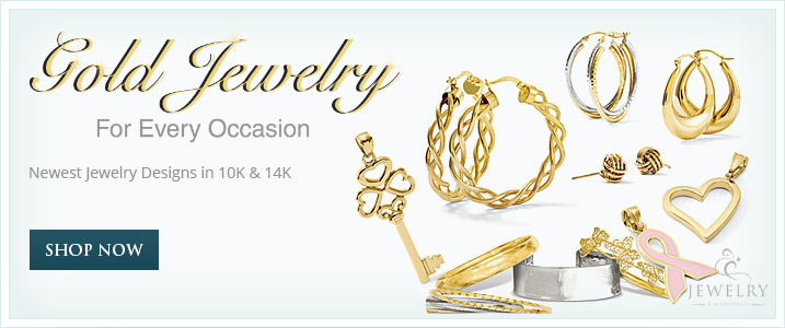 Gold Jewelry for Every Occasion