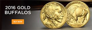 2016 Gold Buffalo