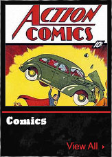 Click to Shop Comics
