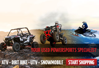 Your Used Powersports Specialist