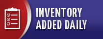 Inventory Added Daily