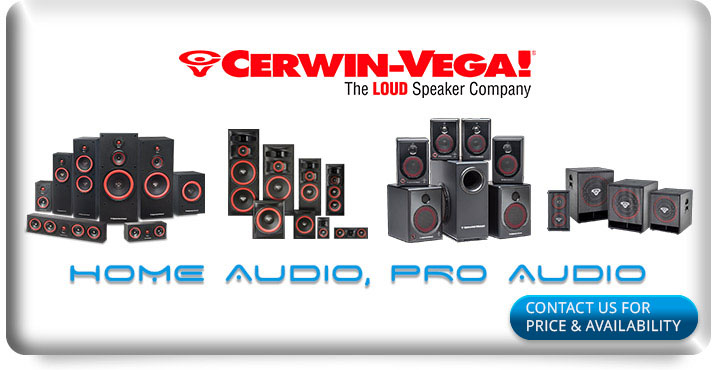 Cerwin Vega Audio Systems