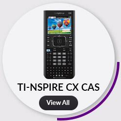 TI-Nspire CX CAS