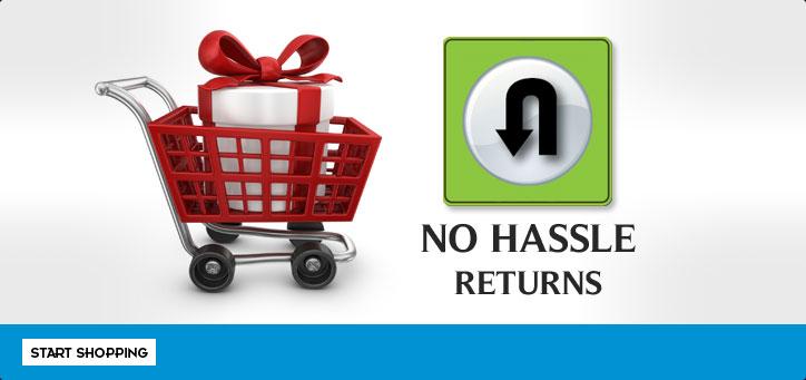 No Hassle Returns