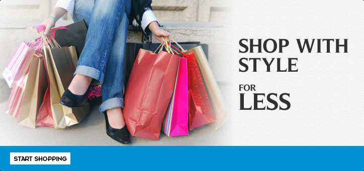 Shop With Style for Less