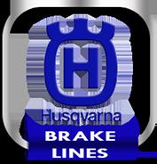Husqvarna Brake Lines