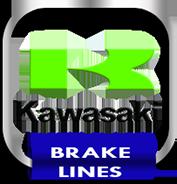 Kawasaki Brake Lines