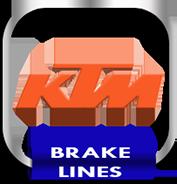 KTM Brake Lines