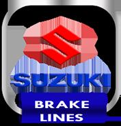 Suzuki Brake Lines