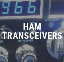Ham Transceivers