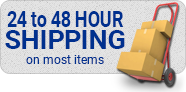 24 to 48 Hour Shipping on most items