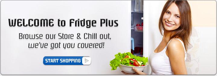 Welcome to Fridge Plus - Start Shopping