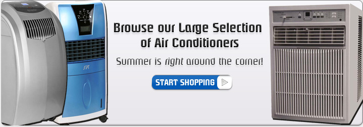 Browse our Large Selection of Air COnditioners