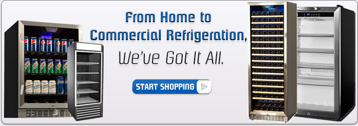 From Home to Commercial Refridgeration, We've Got It All