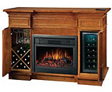 Click to Shop Fireplace Environment