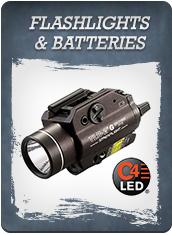 Flashlights & Batteries