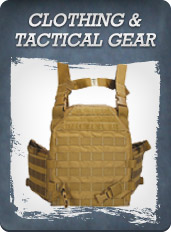 Clothing & Tactical Gear