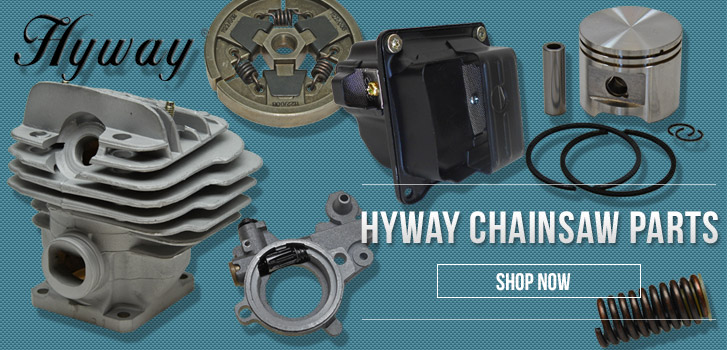 Hyway Chainsaw Parts