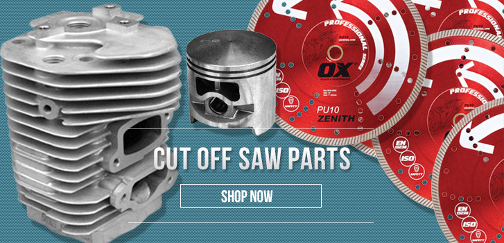 Cut Off Chainsaw Parts