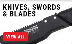 Knives, Swords & Blades