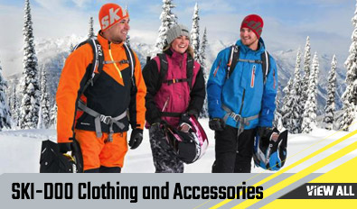 SKI-DOO Clothing and Accessories