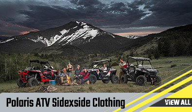 Polaris ATV Sidexside Clothing