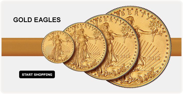 Gold Eagles - Start Shopping