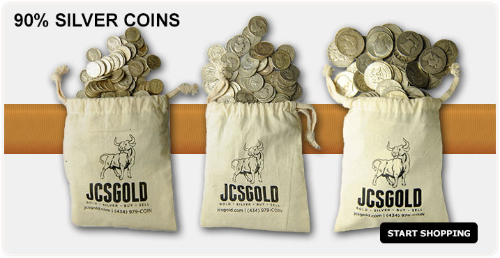 Silver Coins - Start Shopping