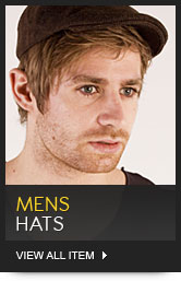 Click to Shop Men's Hats
