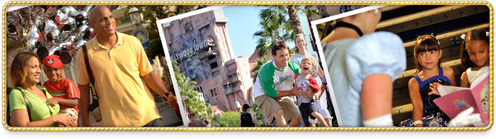 Magical Vacation Planner Disneyworld Package