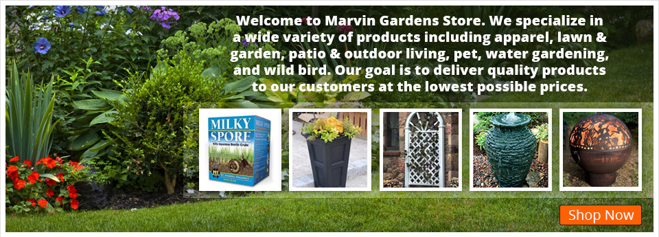 Shop Now - Lawn and Garden