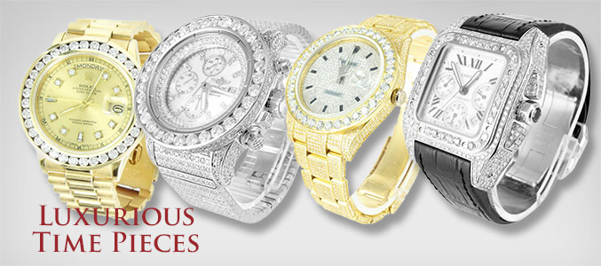 Luxurious Time Pieces