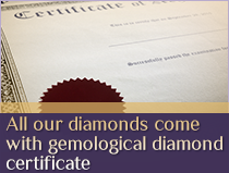 Gemological Certificate