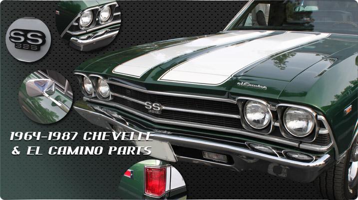 Chevelle & El Camino Parts