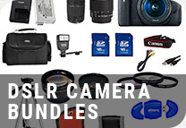 DSLR Camera Bundles