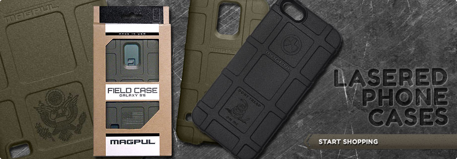 Lasered Phone Cases - Start Shopping