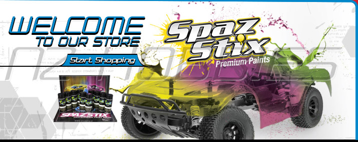 Authorized Dealer Spaz Stix Premium Paints
