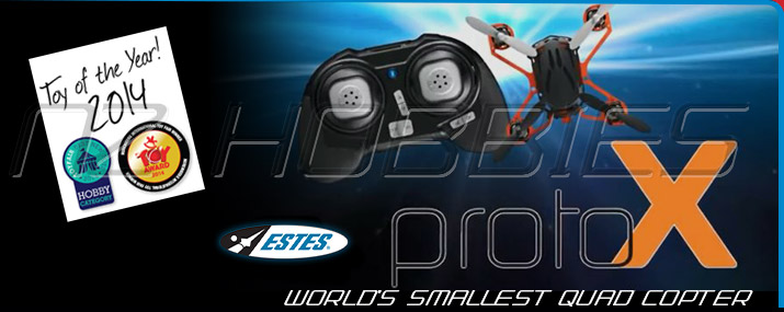 Authorized Dealer Estes ProtoX