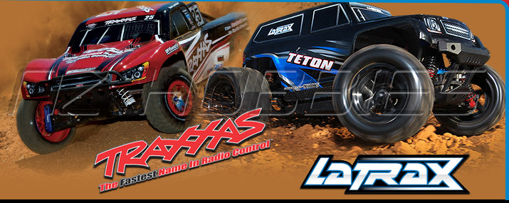 Authorized Dealer Traxxas LaTrax