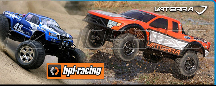 Authorized Dealer Vaterra HPI Racing