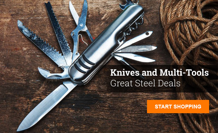 Knives & Multi-Tools
