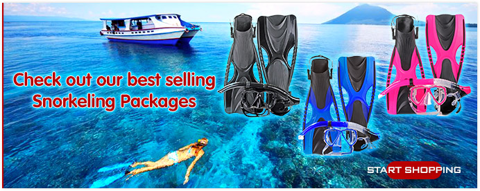 Check out our best selling Snorkeling Packages