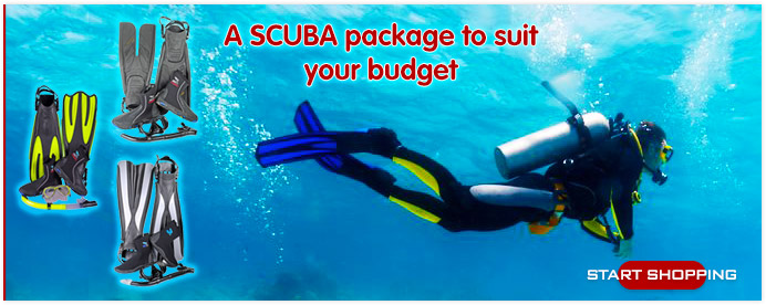 A Scuba Package to Suit Your Budget