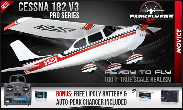 Cessna 182 V3 Pro Series