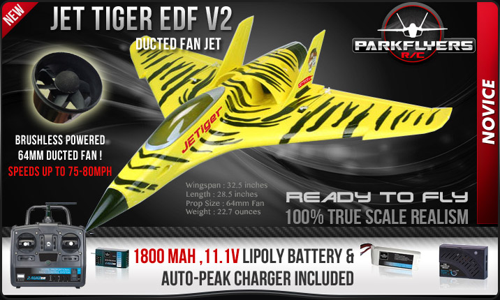 Jet Tiger EDF V2