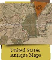 United States Antique Maps