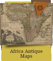 Africa Antique Maps
