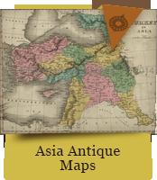 Asia Antique Maps