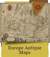 Europe Antique Maps