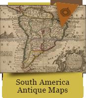 South America Antique Maps